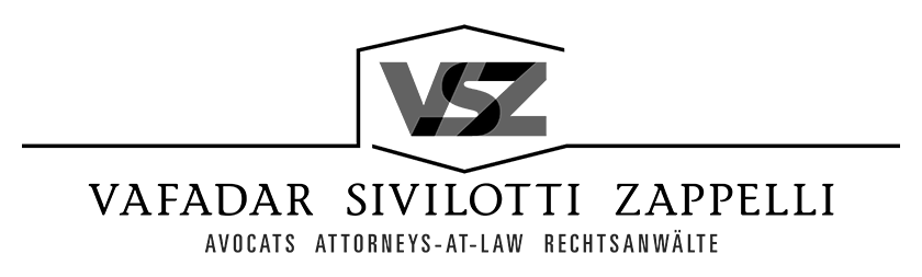 Vafadar Sivilotti Zappelli Avocats - logo